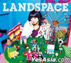 LANDSPACE (ALBUM+BLU-RAY+DVD) (First Press Limited Edition)(Hong Kong Version)