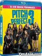 Pitch Perfect 3 (2017) (Blu-ray) (Hong Kong Version)