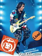 Wu Bai & China Blue Live Recording (Blu-ray + 2CD)