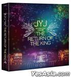 2014 JYJ Asia Tour Concert 'The Return of The King' (4DVD + Photobook) (Limited Edition) (Korea Version)