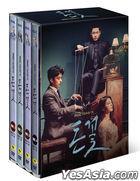 金錢之花 (DVD) (8碟裝) (MBC劇集) (韓國版)