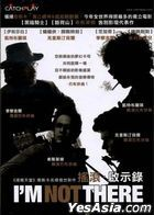 I'm Not There. (2007) (DVD) (Taiwan Version)