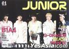 Junior (January 2013) + Folded Poster