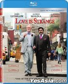 Love Is Strange (2014) (Blu-ray) (US Version)
