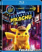 POKÉMON Detective Pikachu (2019) (Blu-ray) (Hong Kong Version)