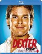 Dexter - The Second Season Blu-ray Box (Blu-ray) (Japan Version)