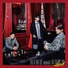 H I D E and S E E K/Sunset Refrain [Type B] (SINGLE+DVD) (First Press Limited Edition) (Japan Version)