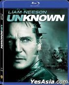 Unknown  (2011) (Blu-ray) (Hong Kong Version)