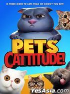 Pets: Cattitude (DVD) (US Version)