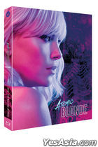 Atomic Blonde (4K Ultra HD + Blu-ray) (2-Disc) (Limited Edition) (Korea Version)