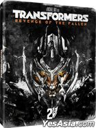 Transformers: Revenge of the Fallen (2009) (Blu-ray) (Steelbook) (Hong Kong Version)