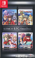 Kemco RPG Selection Vol.1 (Asian English / Japanese Version)