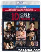 One Direction: This Is Us (2013) (Blu-ray) (3D) (Hong Kong Version)