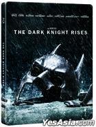 The Dark Knight Rises (Blu-ray) (2-Disc) (Steelbook) (Limited Edition) (Korea Version)