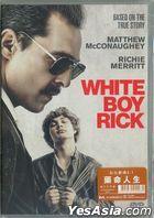 White Boy Rick (2018) (DVD) (Hong Kong Version)