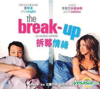 Yesasia The Break Up 2006 Vcd Hong Kong Version Vcd Jennifer Aniston Vince Vaughn Intercontinental Video Hk Western World Movies Videos Free Shipping North America Site