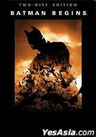 BATMAN BEGINS Special Edition (Limited Edition)(Japan Version)