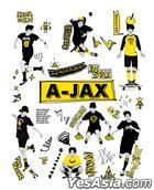 A-JAX Mini Album Vol. 2 - Insane + Poster in Tube