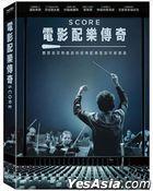 Score (DVD) (Taiwan Version)