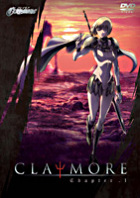 Claymore (DVD) (Vol.1) (Normal Edition) (Japan Version)