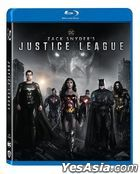 Zack Snyder's Justice League (2021) (Blu-ray) (2-Disc Edition) (Hong Kong Version)