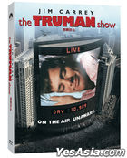The Truman Show (Blu-ray) (First Press Slip Case + Postcard Photobook + Art Card Limited Edition) (Korea Version)
