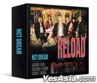 NCT Dream - Reload (Kihno KiT Album) + Poster in Tube (Kihno KiT Album)