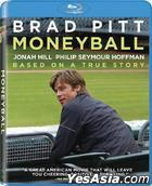 Moneyball (2011) (Blu-ray) (Hong Kong Version)