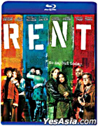 Rent (Korean Version) (Blu-Ray)