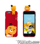 Kakao Friends - Party Figure Phone Case (Ryan / Red with Hat) (iPhone X/XS)