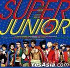Super Junior Vol. 5 - Mr. Simple (Deluxe Edition) (Taiwan Version)