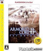 Armored Core For Answer (Bargain Edition) (Japan Version)