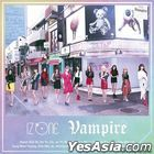 Vampire [Type B] (SINGLE +DVD) (普通版)(台灣版)