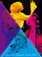 TAEMIN ARENA TOUR 2019 - XTM - [DVD + PHOTOBOOK] (First Press Limited Edition)(Japan Version)