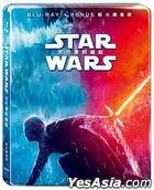 Star Wars: The Rise of Skywalker (2019) (Blu-ray + Bonus Blu-ray) (Steelbook) (Taiwan Version)