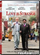 Love Is Strange (2014) (DVD) (US Version)