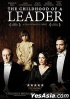 The Childhood of a Leader (2015) (DVD) (US Version)