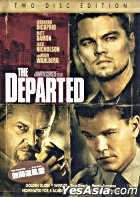 The Departed (Two-Disc Edition) (Hong Kong Version)