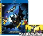 The LEGO Batman Movie (2017) (Blu-ray) (Hong Kong  Version)