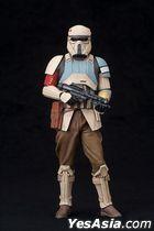 ARTFX+ : Rogue One / Star Wars Story Shoretrooper 2PK (Squad Leader & Captain) 1:10 PVC Pre-painted Kit