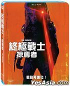 The Predator (2018) (Blu-ray) (Taiwan Version)