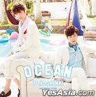 OCEAN (SINGLE+DVD)(Hong Kong Version)