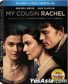 My Cousin Rachel (2017) (Blu-ray + DVD + Digital HD) (US Version)