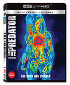 The Predator (4K Ultra HD + Blu-ray) (2-Disc) (Limited Edition) (Korea Version)