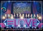 =LOVE 1st Concert Hajimemahiste , =LOVE desu.  (Japan Version)