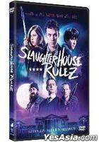 Slaughterhouse Rulez (2018) (DVD) (Hong Kong Version)