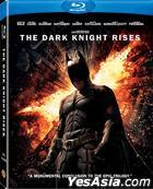 The Dark Knight Rises (2012) (Blu-ray) (2-Disc Special Edition) (Hong Kong Version)