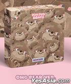 OH MY GIRL Mini Album Vol. 8 - Dear OHMYGIRL (OMG BEAR Version) + Poster in Tube (OMG BEAR Version)