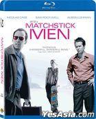 Matchstick Men (2003) (Blu-ray) (Hong Kong  Version)