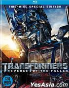 Transformers : Revenge of the Fallen (Blu-ray) (2-Disc) (Korea Version)
